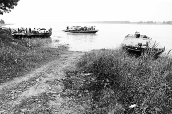 长垣一青年高考586分在黄河落水失踪 为不让其母