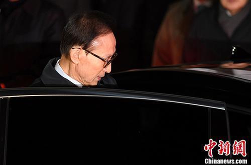 急速赛车是福利彩票么:李明博今将接受狱中讯问_妻子涉受贿最早本周遭查