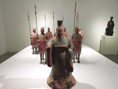47位本土雕塑家展示真功夫 作品件件点赞不断