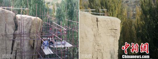 澳门金沙娱乐场手机版:中国土遗址破保护难题_百余项重点文物工程享成果