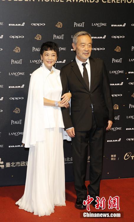11月25日,第54届金马奖颁奖典礼在台北举行.金马影展执行委员会