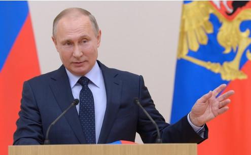 皇家彩票网官方网站:俄罗斯大选将于3月18日举行_普京被登记为正式候选人