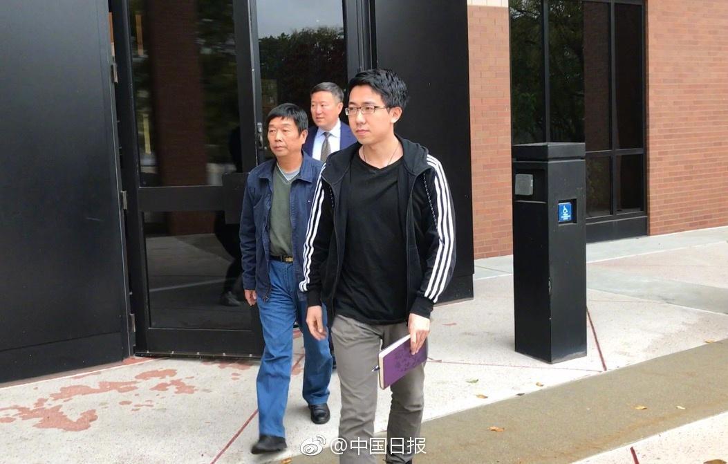 留美女生章莹颖案被害再次开庭 嫌犯拒不认罪
