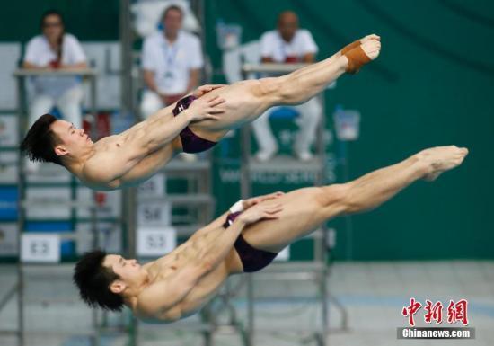 澳门赌博电子游戏:跳水系列赛北京站收官_中国队包揽全部十枚金牌