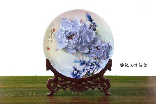 牡丹瓷(花开富贵)
