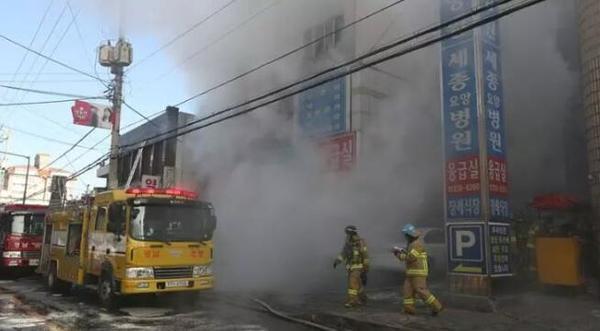 澳门线上赌博开户:韩医院火灾致33人遇难_文在寅指示召开紧急会议