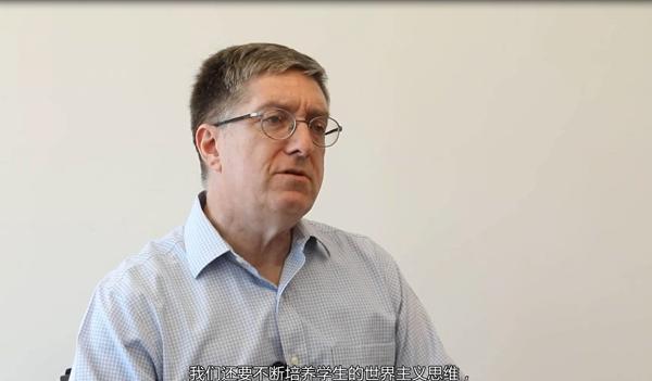 【外国人眼中的改革开放】杰弗里·雷孟:中国