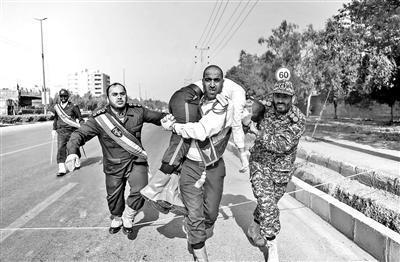 必发彩票怎么样:伊朗阅兵式遭袭已致29人死亡