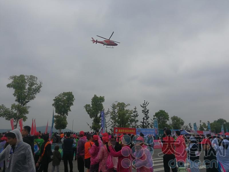 直升机巡护