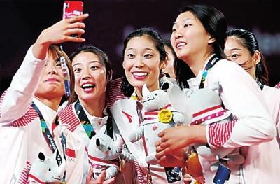 北京赛车怎么买号:朱婷:亚运会夺冠我们并不轻松