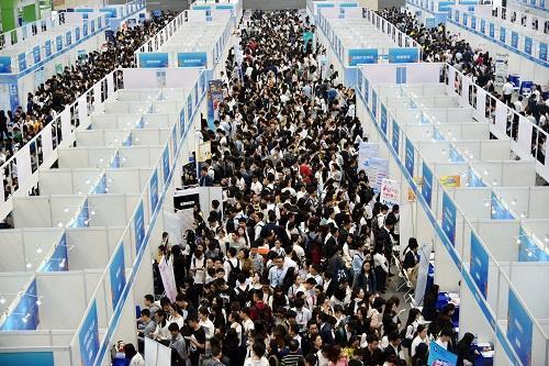 金沙返利网官网:中国5年来新增6500万就业岗位_堪比法国总人口