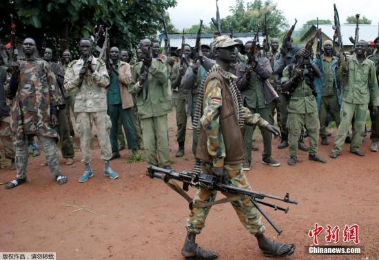 胜博发电子游戏大全:南苏丹部族内部冲突造成172人死亡