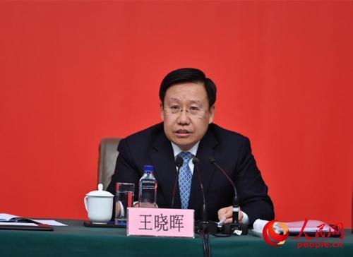 金沙国际娱乐机构:王晓晖任中宣部常务副部长