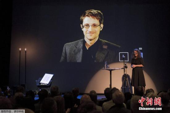 澳门金沙娱乐官网:斯诺登研发黑客警报App上架_监测功能引发争议