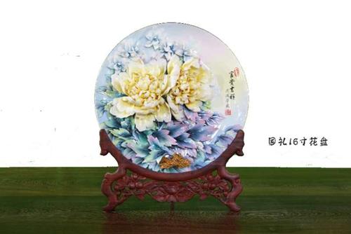 牡丹瓷(富贵吉祥)