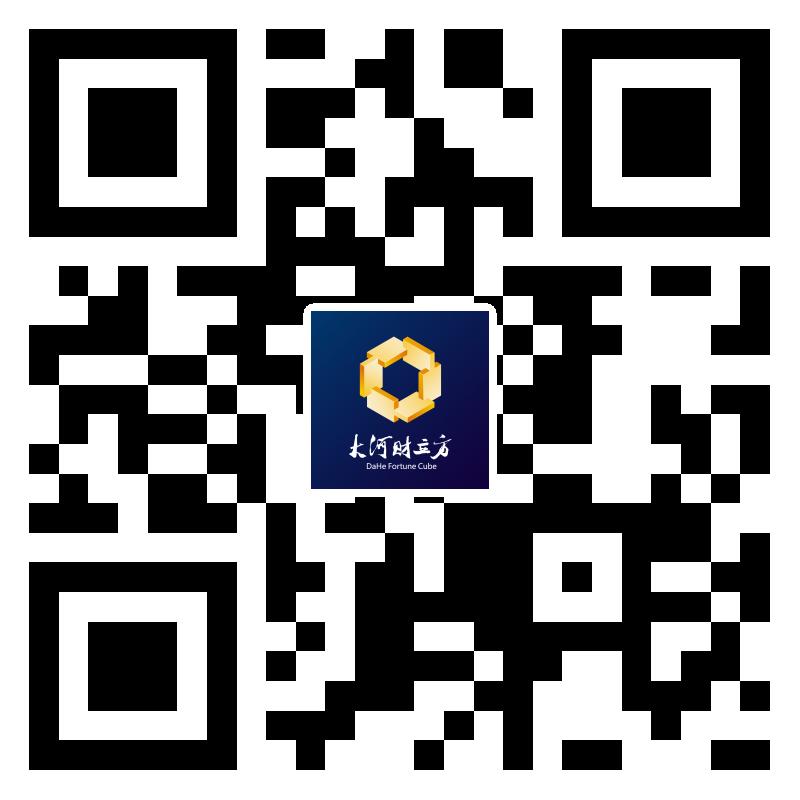 大河财立方APP下载二维码