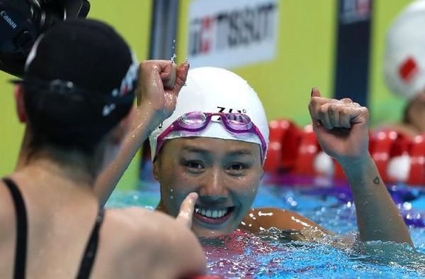 北京pk10赛车导航网址:刘湘打破世界纪录_夺得亚运会女子50米仰泳冠军