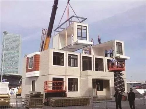 快讯!郑州、新乡入选全国首批装配式建筑示范城市 7家企业成示范基地