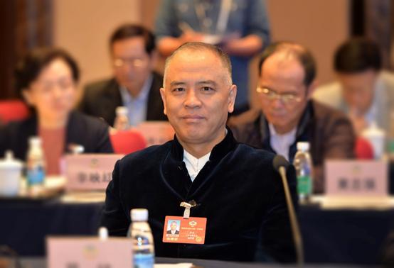 """全国政协委员景柱首提""""将9月25日设立为中国企业家日"""" (河南)30"""