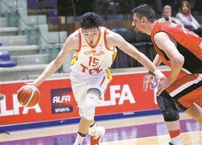 中国男篮客场反弹大胜叙利亚?7胜5负结束世预赛