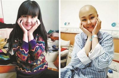 河南女大学生绘Q版抗癌日记鼓励病友