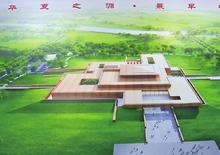 """二里头遗址博物馆开馆进入倒计时 """"最早的中国""""初展容颜"""