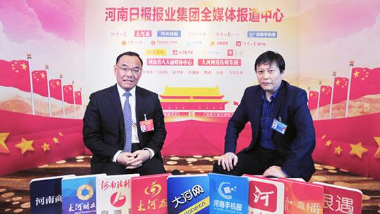 杨剑宇:加快5G规模商用 助力河南社会经济发展