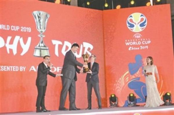 男篮:世界杯没有弱旅 中国队立足防守