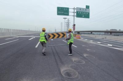 好消息! 鄭州東三環主線高架全線通車