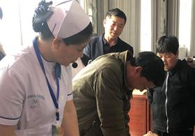 李红梅健康科普技能培训