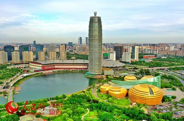 河南郑州:一座被火