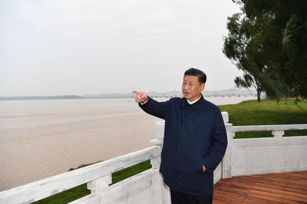 鉴往知来——跟着总书记学历史 | 黄河之水天上来