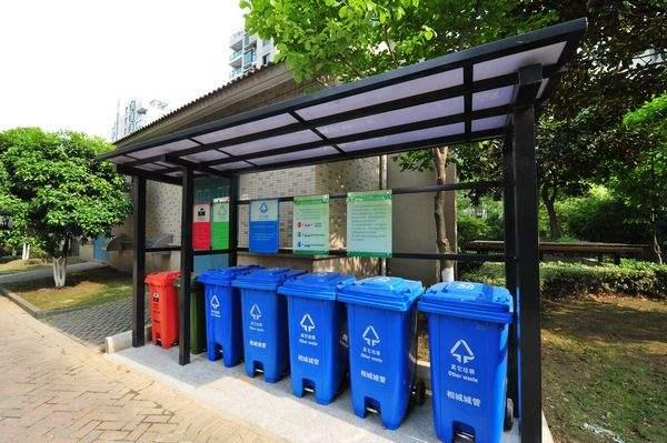 郑州首个生活垃圾分拣中心月底有望调试