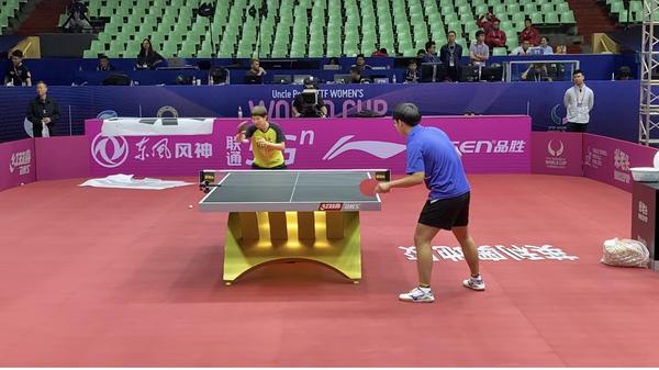 刘诗雯朱雨玲领衔世界杯状态回升将是夺冠关键