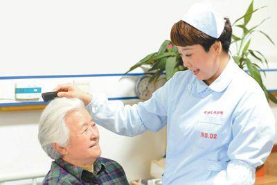 老人护理成刚需 中国长期护理保险试点覆盖5700万人