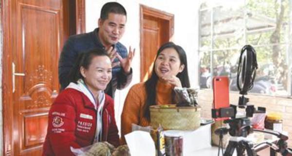 青年人才走向乡村 运用新理念新技术助力脱贫攻坚