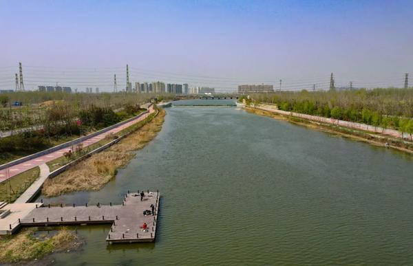 #郑州市人民政府#有名有实有为!郑州市河湖长制今年重点要做这些工作