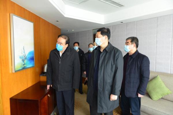 准备就绪!河南省十三届人大四次会议会场及代表驻地迎接检查