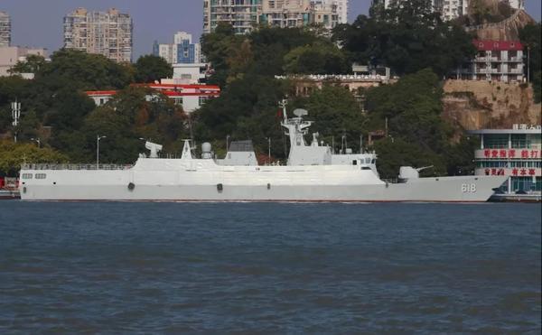 商丘舰正式入列海军!这是一艘什么样的军舰?