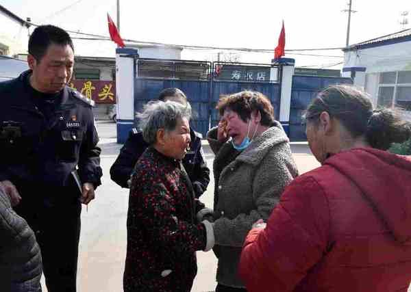 聋哑老人流落9年,沁阳警方寻亲9年为她圆梦