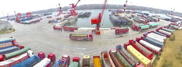 """东方""""莱茵河""""复兴:河南水路运输、基础建设双增长!"""