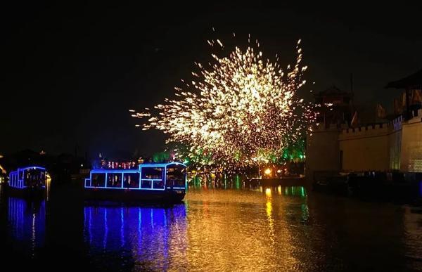 百场大型文化主题活动精彩呈现,助推清明上河园清明小长假完美收官!