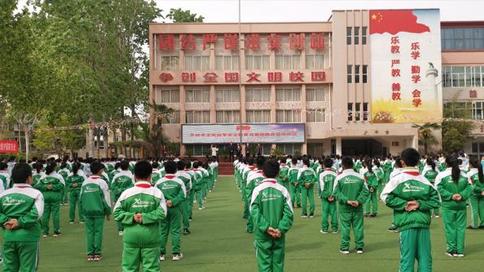 """""""展、听、答、拼、跳、奖 """" 开封这场国家安全教育进校园活动妙趣横生"""