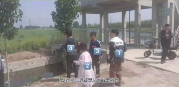 好样的!新乡仨村民联手勇救4名落水儿童