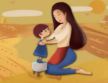 让孩子学会感恩,是收获美好的第一步
