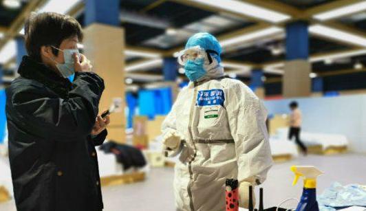 国家(河南)中医医疗队4名战士的夜班记录